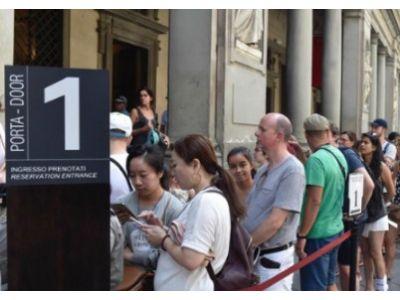 У Флоренції закрили галерею Уффіці через поломку кондиціонерів